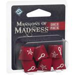 Sällskapsspel Fantasy Flight Games Mansions of Madness Second Edition Dice Pack