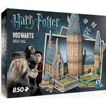 Wrebbit Harry Potter Hogwarts Great Hall 850 Pieces
