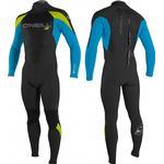 Vattensportkläder O'Neill Epic LS Fullsuit 4mm Jr