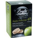 Briketter Bradleysmoker Apple Flavour Bisquettes BTAP48