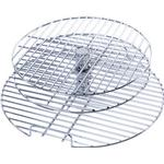 Grillgaller Big Green Egg Three Level Cooking Grid 370006