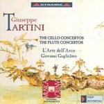 Tartini - Cello and Flute Concertos
