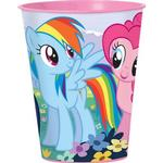 Plastmuggar - Rosa Amscan My Little Pony Favour Cup