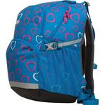Ryggsäckar Bergans 2GO 24L - Light Sea Blue Hearts