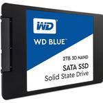 SSD Western Digital Blue 3D Nand WDS500G2B0A 500GB