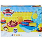 Clay Play-Doh Kitchen Creations Breakfast Bakery