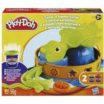 Clay Play-Doh Twist N Squish Turtle Playset
