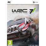 Rally spel ps3 PC-spel WRC 7: FIA World Rally Championship