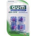 Färgtabletter GUM Red-Cote 12st