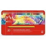 Hobbymaterial Caran d'Ache Supracolor Soft Pencils 80-pack