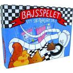 Bajsspelet Sällskapsspel Nicotext Bajsspelet: Ett Skitroligt Spel