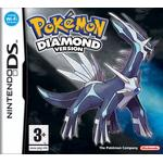 Nintendo DS-spel Pokémon Diamond Version
