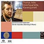 DoelenKwartet Rotterdam - Thomas Adès: String Quartets; Piano Quintet