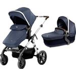 Sibling Stroller Silver Cross Wave (Duo)