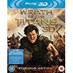 Wrath of the Titans Filmer Wrath Of The Titans (3d Blu-ray + Digital Copy (3D Blu-Ray)