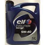 Motorolja Elf Evolution 900 NF 5W-40 5L Motorolja