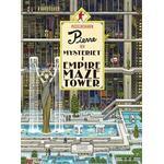 Pusseldeckaren Pierre och mysteriet i Empire Maze Tower (Inbunden, 2017)