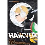 Haikyu!!, Vol. 10 (Häftad, 2017)
