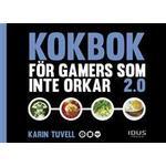 Kokbok för gamers som inte orkar 2.0 (Danskt band, 2017)