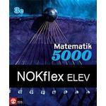 Matematik 5000 3c Böcker NOKflex Matematik 5000 Kurs 3c Blå, Elev (Övrigt format, 2017)