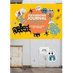 Stickerbomb Graffiti Journal, Paperback