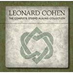 CD-skivor Leonard Cohen - Complete Studio Albums Collection (Box Set