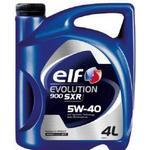 Motorolja Elf Evolution 900 SXR 5W-40 4L Motorolja