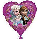 Folieballong Amscan Foil Ballon Standard Frozen Love