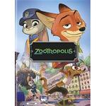 Zootropolis (Inbunden, 2016)