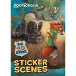 Disney Zootropolis Sticker Scenes (Häftad, 2016)