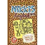 Nikkis dagbok #9: berättelser om en (inte så töntig) dramaqueen (Kartonnage, 2017)