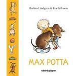 Board book Böcker Max potta (Board book, 2014)