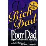 Rich Dad, Poor Dad Vägen till ekonomisk framgång (Häftad, 2003)