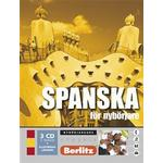 Spanska för nybörjare, språkkurs: Språkkurs med 3 CD (Häftad, 2014)
