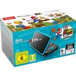 Nintendo 3DS Spelkonsoler Nintendo New 2DS XL - Black/Turquoise - Super Mario 3D Land