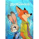 Disney Fönsterbok: Zootropolis (Inbunden, 2016)