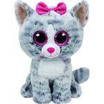 Toys TY Beanie Boos Kiki Cat 23cm