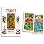 Tarot (bok+22 kort): Människans 22 medvetenhetsnivåer (Häftad, 1990)