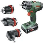 Bosch Advanced Impact 18 QuickSnap (1x1.5Ah)