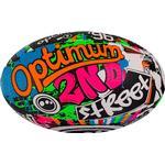 Rugbyboll - Träningsboll Optimum Street 2