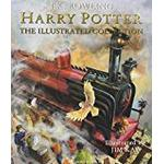 Harry Potter - The Illustrated Collection (Övrigt format, 2017)