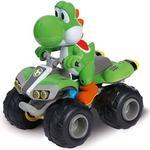 Radiostyrda bilar Carrera Mario Kart Yoshi Quad RTR 370200997