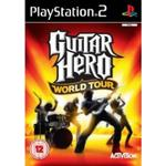 PlayStation 2-spel Guitar Hero: World Tour
