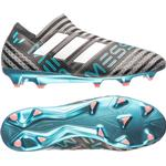 Adidas Nemeziz Messi 17+ 360 Agility FG M - Black/Grey/White