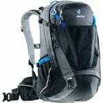 Väskor Deuter Trans Alpine 30 - Black-Graphite