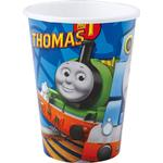 Pappersmuggar Amscan Thomas & Friends 266ml 8-pack