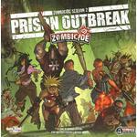 Zombiespel Sällskapsspel Cool Mini Or Not Zombicide Season 2: Prison Outbreak