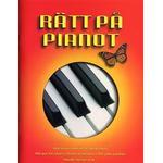 Rätt på pianot (Häftad, 2007)