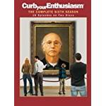 Curb your enthusiasm Filmer Curb your enthusiasm - Season 6 (2-disc)