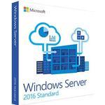 Microsoft Windows Server 2016 Standard 16 Core Swedish (64-bit OEM)